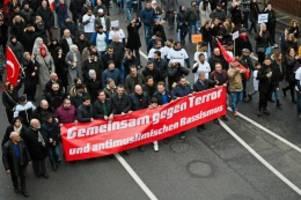 Kundgebung: Nach Anschlag in Hanau: Tausende bei Trauerzug am Sonntag