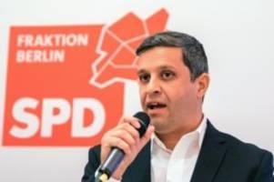 Wahlen: Saleh stolz auf Hamburg, die Demokratie und die SPD