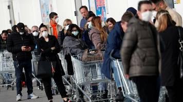 """coronavirus in italien: """"ich glaube nicht mehr daran, dass eine pandemie vermeidbar ist"""""""