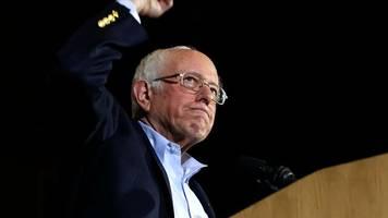 US-Präsidentschaft: Bernie Sanders gewinnt Vorwahl in Nevada mit deutlichem Vorsprung