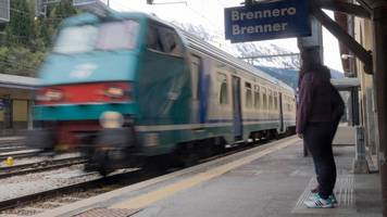 Coronavirus: Verdachtsfälle an Bord – Züge aus Italien am Brenner angehalten