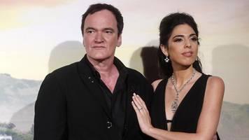 Mit 56 Jahren: Quentin Tarantino wird zum ersten Mal Vater