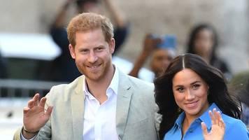 Ohne Sussex Royal: Harry und Meghan verlieren ihren Markennamen