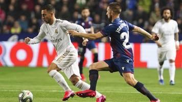 Pech für Madrid: Hazard fällt wegen Wadenbeinbruch erneut lange aus