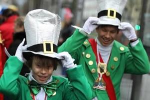 sturmböen verhindern karnevalsumzüge