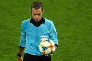 Clément Turpin pfeift Bayern-Spiel gegen Chelsea