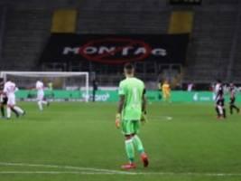 Bundesliga-Montagsspiel: Die Nordwestkurve bleibt leer
