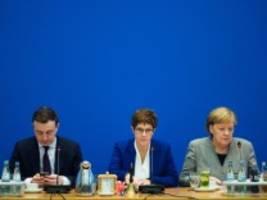 Interview am Morgen: Wahl in Hamburg: Es kann gut sein, dass die CDU zum instabilen Faktor der Groko wird