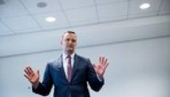 Jens Spahn: Bundesgesundheitsminister schließt weitere Schutzmaßnahmen nicht aus