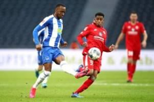Bundesliga: Lukebakio ist bei Hertha nur noch zweite Wahl