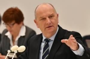 Parteien: Kritik an Bundes-CDU für Gleichsetzung von AfD und Linker