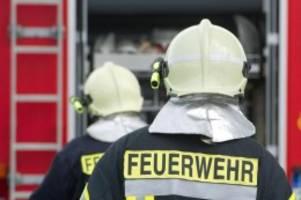 Brände: Mann bei Wohnungsbrand gestorben
