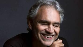 Andrea Bocelli: Startenor kommt 2021 für sechs Konzerte