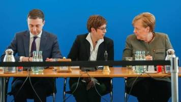 cdu-vorstand beschließt parteitag zu vorsitzendenwahl am 25. april