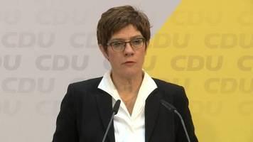 Video: CDU-Parteitag am 25. April