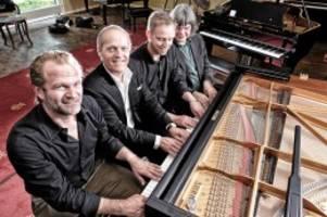 Vorverkauf-Tipp: Hamburger Pianosommer: Acht Hände an 88 Tasten