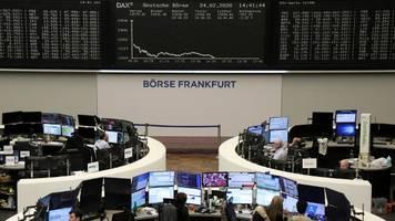 Coronavirus: Krankheit trifft die deutsche Börse – Dax stürzt ab