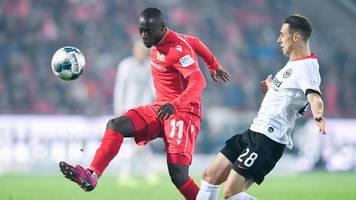 1. FC Union Berlin will auch bei Eintracht Frankfurt punkten
