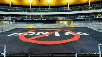 Trotz Boykott-Drohung: Eintracht-Fans unterstützen Team
