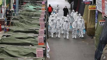 coronavirus: bundesregierung glaubt an ausbreitung in deutschland