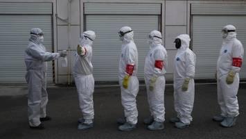 experten: neues coronavirus kaum noch einzudämmen