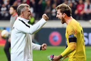 Pokal: Eintracht Frankfurt - Werder Bremen live in TV & Stream - Free-TV?