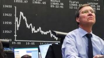 Coronavirus-Angst: Börsen brechen ein