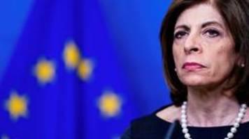 Coronavirus: EU-Kommission 230 Millionen Euro bereit