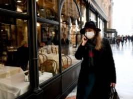 Covid-19 in Europa: Gesundheitsminister beraten in Rom, erster Fall in Südtirol