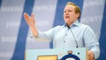 CDU-Parteichef: Junge Union plant Basisentscheid über CDU-Vorsitz