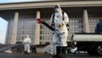 Coronavirus: US-Gesundheitsbehörde warnt vor Reisen nach Südkorea
