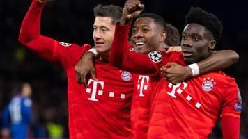 Champions League: Wieder Gnabry-Show beim FC Chelsea - Bayern mit Flick top