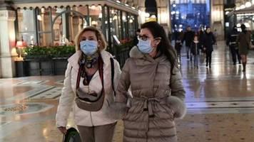 Coronavirus-Fälle in zwei weiteren italienischen Regionen - schon 283 Infizierte