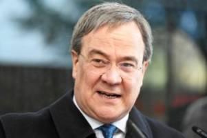 NRW-Ministerpräsident: Armin Laschet kandidiert für CDU-Vorsitz – Spahn nicht