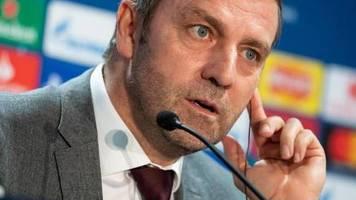 Champions League: Große Bayern-Prüfung: Flick will «ein Zeichen setzen»