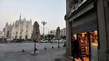 Italiens Regierungschef sieht Mitschuld für Ausbreitung von Coronavirus bei Klinik