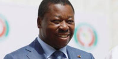 präsidentschaftswahl in togo: mann der wenigen worte