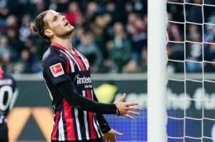 Bundesliga: Eintracht-Frust vor Rückspiel gegen Salzburg