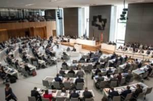 Landtag: Landtag befasst sich mit Anschlag von Hanau