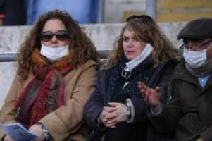 Fußball-Ticker: Wegen Coronavirus: Italien erlaubt der Serie A Geisterspiele
