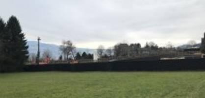 Rapperswil-Jona: Organisation will Federers Baupläne verhindern