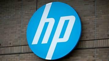 PC- und Druckerhersteller: HP spricht nach Gewinneinbruch mit Xerox über Fusion