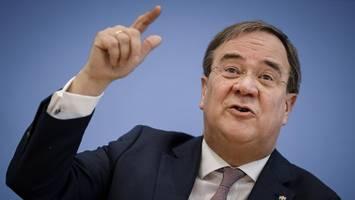 Armin Laschet: Vom Düsseldorfer Landtag bis an die CDU-Spitze?