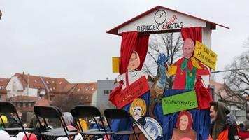 Erfurt: Nazi-Kritik an Karnevalsverein