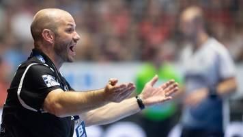 handball-bundesligist melsungen stellt trainer grimm frei