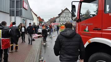 Motiv weiter unklar: Mehr als 50 Verletzte nach Tat in Volkmarsen