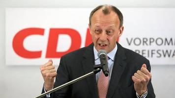 merz kandidiert für cdu-vorsitz: aufbruch und erneuerung
