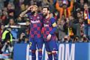 Champions League live im Internet - So sehen Sie SSC Neapel gegen FC Barcelona im Live-Stream