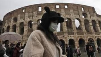 Coronavirus in italien: Krisentreffen der EU-Gesundheitsminister