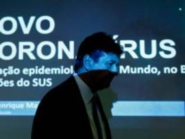 erster coronavirus-fall in südamerika: das globale virus